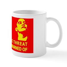 Domestic Threat Mug