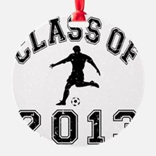 Class Of 2013 Soccer Ornament