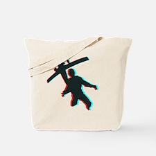 3D Freefall 1 Tote Bag