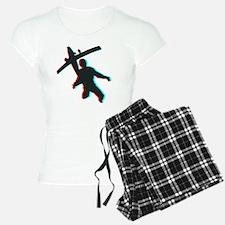 3D Freefall 1 Pajamas