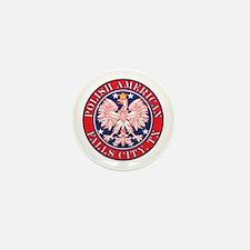 Falls City Texas Polish Mini Button