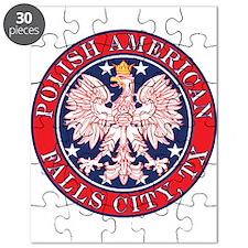 Falls City Texas Polish Puzzle