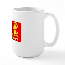 America Ends Mug