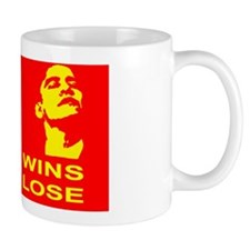 Obama Wins We All Lose Mug