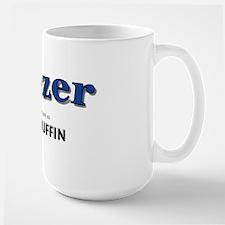Geezer Large Mug