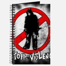 STOP THE VIOLENCE--- Graphitti Journal