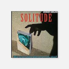 """Solitude Square Sticker 3"""" x 3"""""""