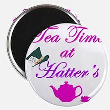 Tea Time at Hatters Magnet