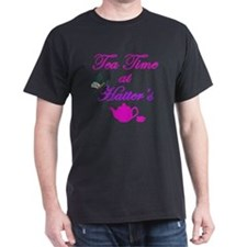 Tea Time at Hatters T-Shirt
