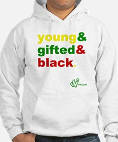 Young, Gifted and Black Hoodie