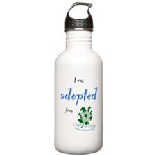 I was adopted from Oop Water Bottle