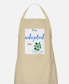I was adopted from Oops-a-Dazy Apron