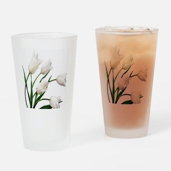 Tulip Drinking Glass
