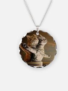 Titanic Cats Necklace