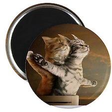 Titanic Cats Magnet