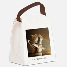 Titanic Cats Canvas Lunch Bag