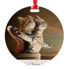 Titanic Cats Ornament