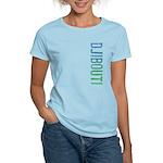 Djibouti Women's Light T-Shirt