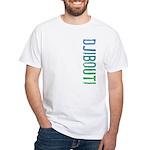 Djibouti White T-Shirt