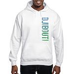 Djibouti Hooded Sweatshirt