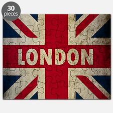 Vintage Union Jack Puzzle