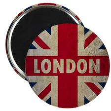 Vintage Union Jack Magnet