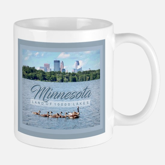 Minnesota 10,000 Lakes Mugs