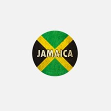 Jamaica Mini Button