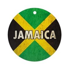 Jamaica Round Ornament