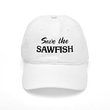 Save the SAWFISH Baseball Cap