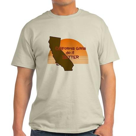 CaliGirlsdoitbetter T-Shirt