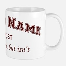 Brand Name Collegiate Mug