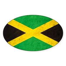 Vintgae Jamaica Decal