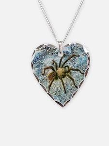 hairy tarantula Necklace