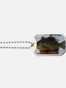 Fish #6-Bluegill Dog Tags