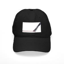 Scalpel cuts and draws blood Baseball Hat