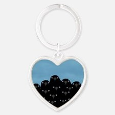 Eating Crow Keychains