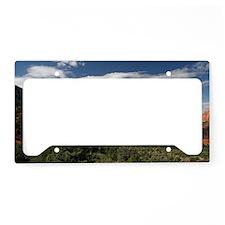Sedona Vista License Plate Holder