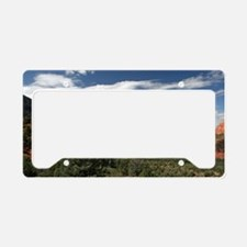 Sedona Vista License Plate Holder