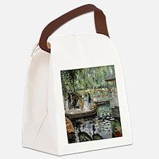 Pierre-Auguste Renoir La Grenouil Canvas Lunch Bag