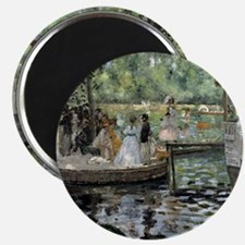 Pierre-Auguste Renoir La Grenouillere Magnet