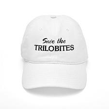 Save the TRILOBITES Baseball Cap