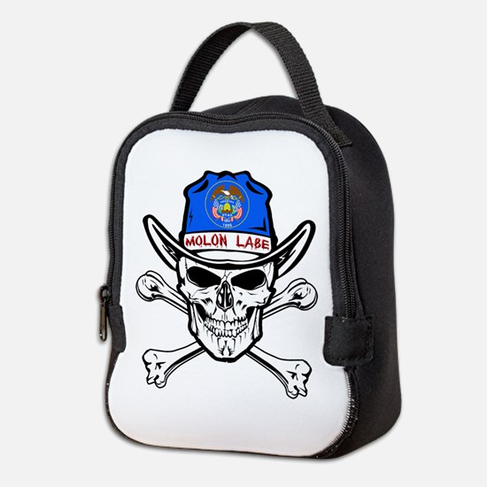Utah Molon Labe Neoprene Lunch Bag