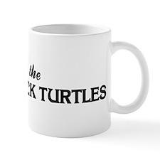 Save the LEATHERBACK TURTLES Mug