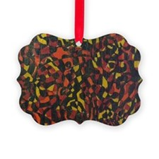 Fire Abstract Ornament