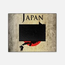 Map Of Japan Picture Frame