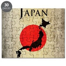Map Of Japan Puzzle