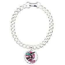 Tree Top Flyer Pink Bracelet