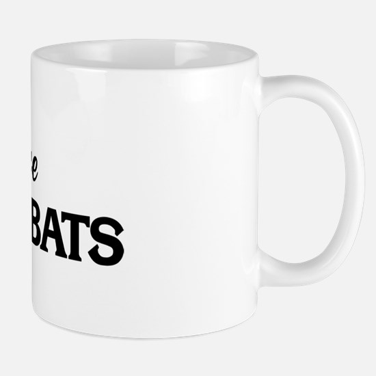 Save the VAMPIRE BATS Mug
