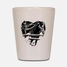Horse Lover Shot Glass